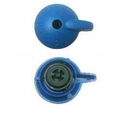 Valvula reguladora de presion azul Tefal Quick