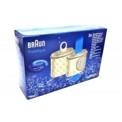 Filtro purificador de agua Braun Pure Aqua para cafetera